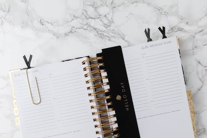 A Diary Planner