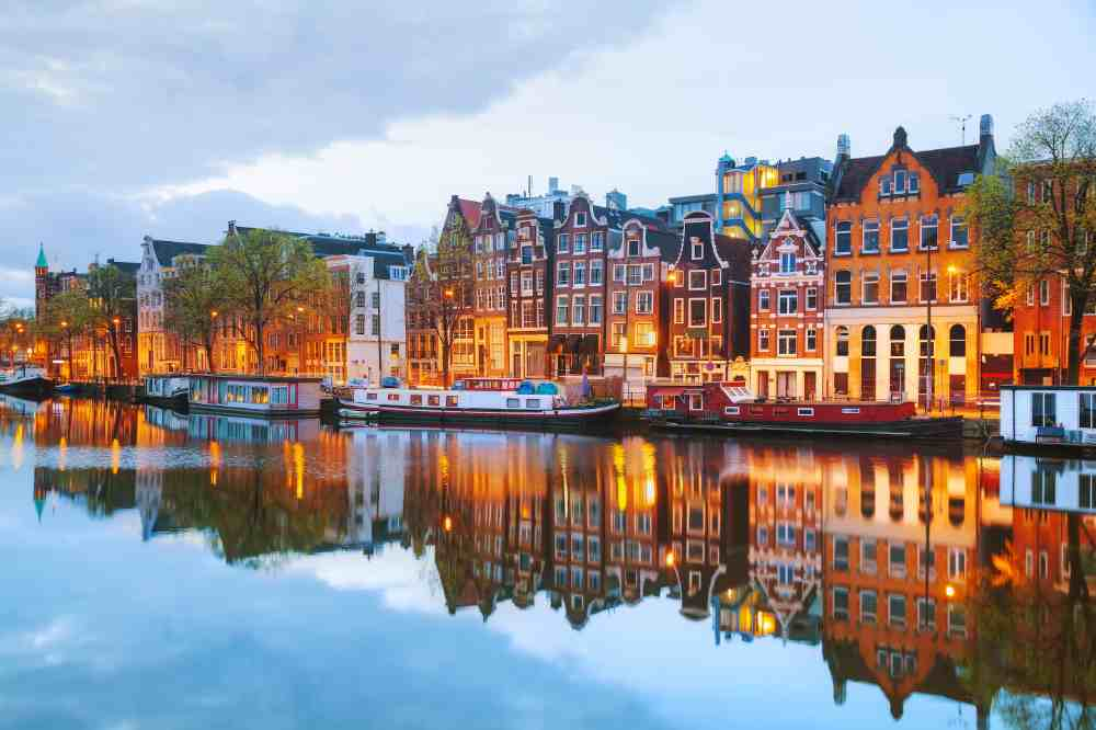 Best Places for Solo Travelers - Amsterdam