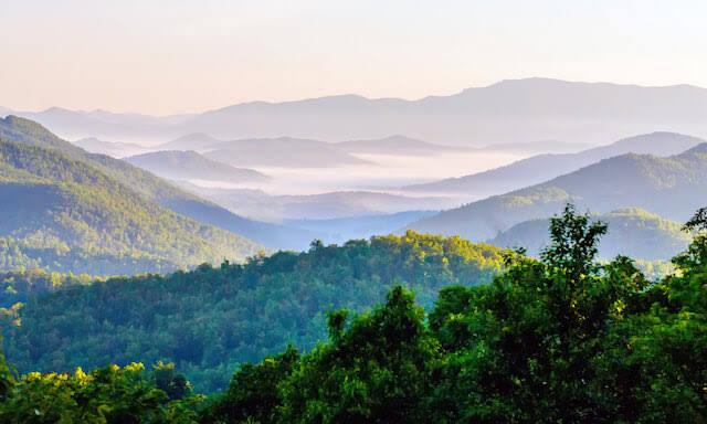 Appalachian Trail, United States