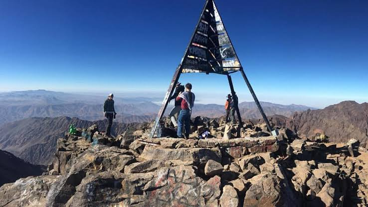 Mount Toubkal, Morocco