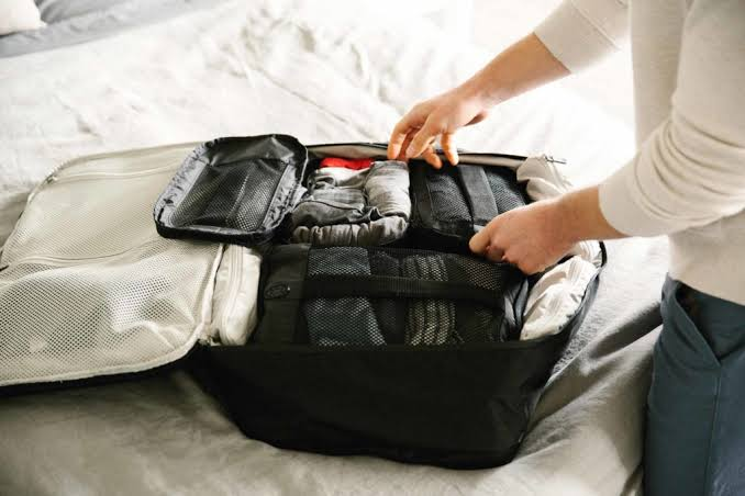 Organize Your Backpack