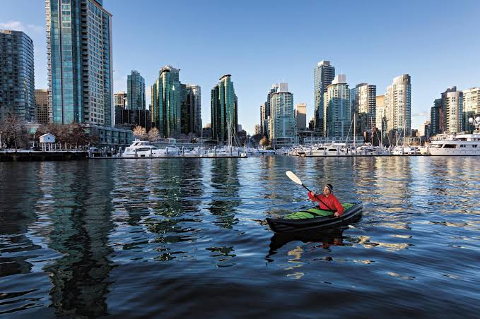 Best Places for Solo Travelers - Vancouver