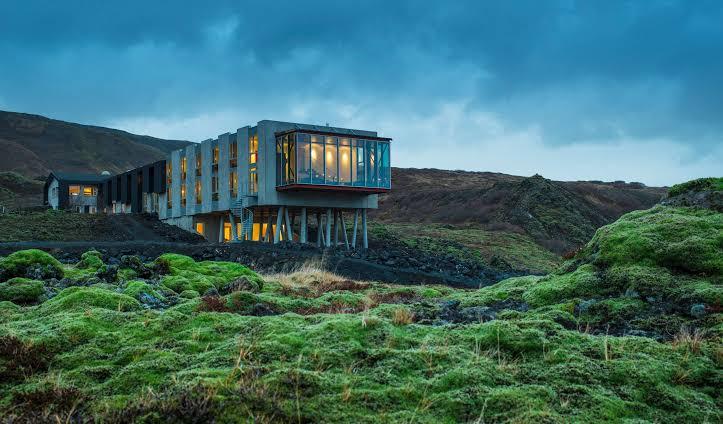 ION Luxury Adventure Hotel in Nesjavellir, Iceland—Luxury Resorts for Outdoor Enthusiasts